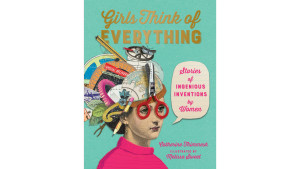 book about famous female inventions in history