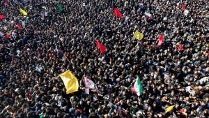 Iran protests Jan 7 2020