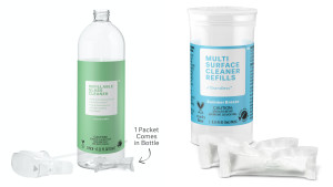 brandless cleaning items that are green seal certified and sustainably made
