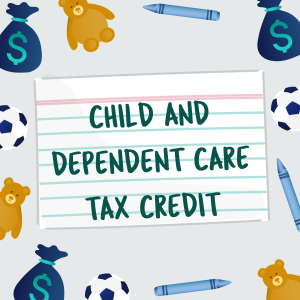 Child and Dependent Care Tax Credit FSL