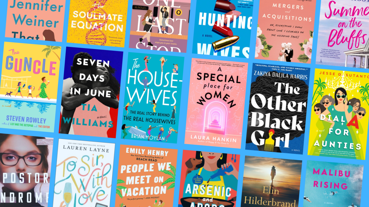 19 Can't-Miss Beach Reads For Summer 2021