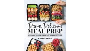 cookbook with tons of recipes to help you meal prep