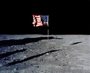 Moon landing app
