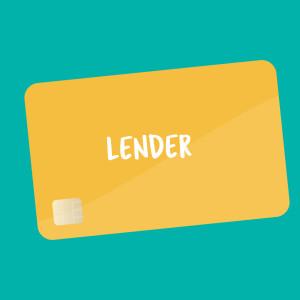 lender flashcard