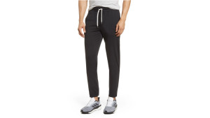 men's relaxed fit lounge pants with a drawstring waist
