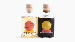 Brightland vinegar set