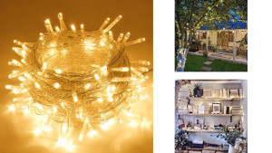 string lights for decor