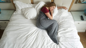 sleeping pod that can apply gentle pressure while you sleep