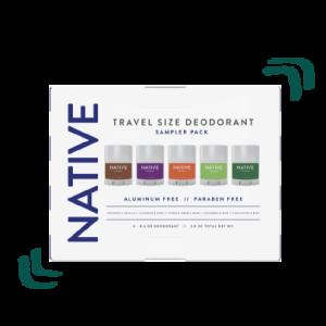 Native Travel Size Deodorant