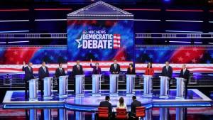 Dems Debate Round 1