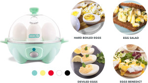 timed egg cooker