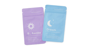 Sleep and wake-up patches