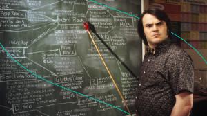 Jack Black teaching