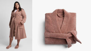 Parachute Soft Rib Robe