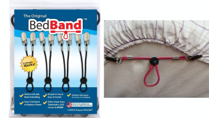 bed bands to prevent sheets from riding up