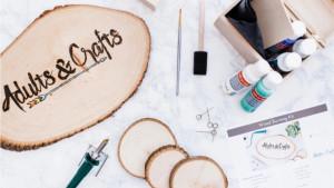 arts & crafts subscription box