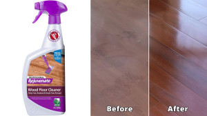 wood floor cleaning spray