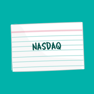 NASDAQ card