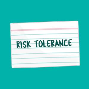Risk Tolerance card