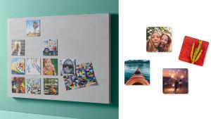 personalized fridge photo magnets