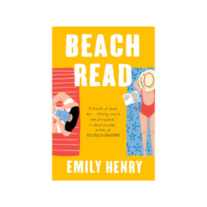 """Beach Read"" by Emily Henry"