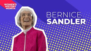 Bernice Sandler