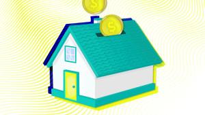 Til the Cash Cows Come Home_Face the Future image piggy bank house