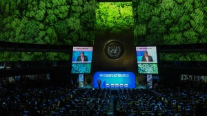 UN GA Climate Summit