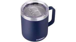 insulated reusable mug