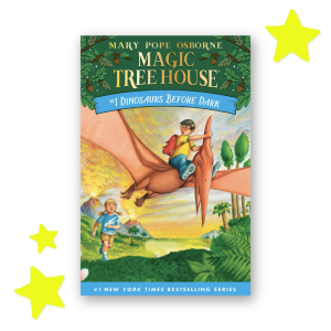 "The ""Magic Tree House Series"" by Mary Pope Osborne"