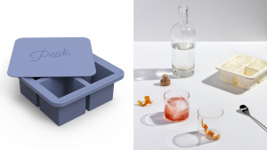 Cocktail ice cubes