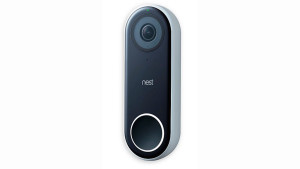 google nest front door doorbell camera for added security