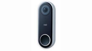 google nest front door doorbell camera for added security