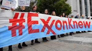 Exxon Trial