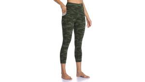 capri-length leggings