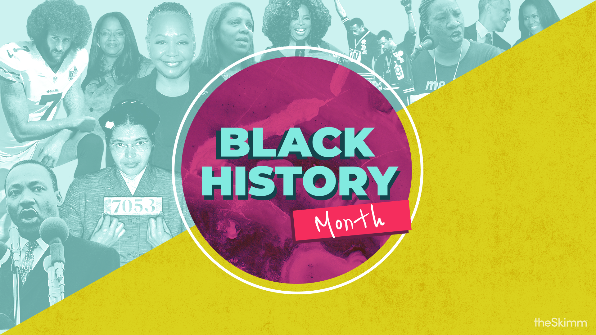 Black History Month 2019 Today S Champions Theskimm