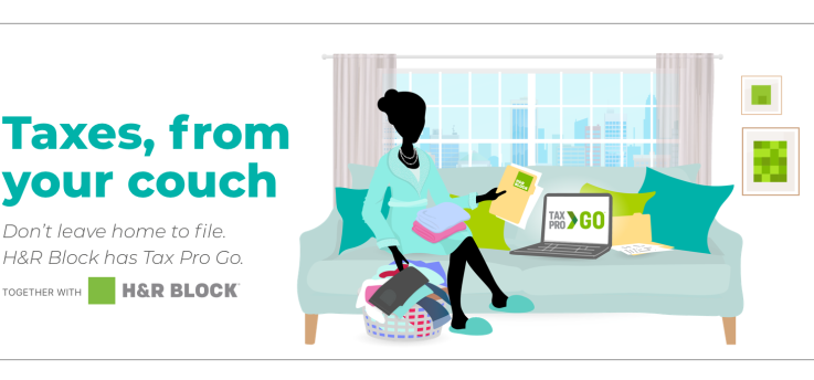 theSkimm H&R Block