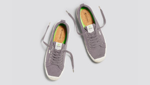 Super comfy canvas kicks that go with everything…