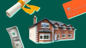 Mortgage, Consumer Debt, Student Debt