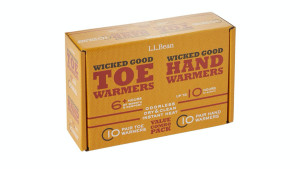 toe and hand warmer packets