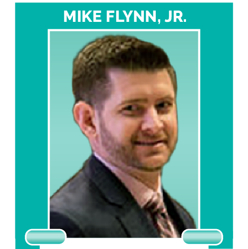 Mike Flynn Jr is Mike Flynn's son