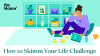 How to Skimm Your Life New Year's Challenge
