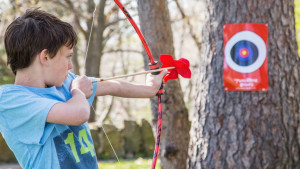 kids archery set