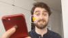 Daniel Radcliffe texting