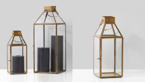 brass lanterns for candles