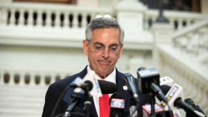 Georgia Secretary of State Ben Raffensperger