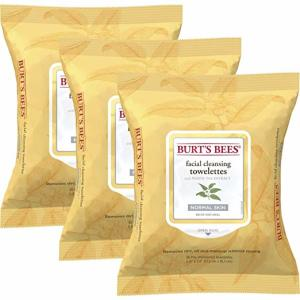 Burts Bees Cleansing Towels