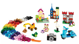 legos bricks