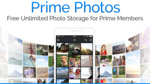 amazon prime photos storage app available for those with a prime membership