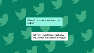 How Tweets Can Move Markets